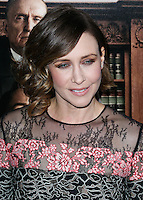 BEVERLY HILLS, CA, USA - OCTOBER 01: Vera Farmiga arrives at the Los Angeles Premiere Of Warner Bros. Pictures And Village Roadshow Pictures' 'The Judge' held at the Samuel Goldwyn Theatre at The Academy of Motion Picture Arts and Sciences on October 1, 2014 in Beverly Hills, California, United States. (Photo by Xavier Collin/Celebrity Monitor)