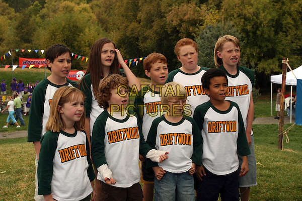 Molly Jepson, Taggart Hurtubise, Talon G. Ackerman, Spencir Bridges, Tad D'Agostino, Telise Galanis, Tyger Rawlings, Zachary Allen <br /> in Daddy Day Camp (2007) <br /> *Filmstill - Editorial Use Only*<br /> CAP/NFS<br /> Image supplied by Capital Pictures