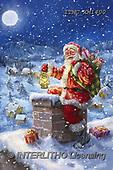 Marcello, CHRISTMAS SANTA, SNOWMAN, WEIHNACHTSMÄNNER, SCHNEEMÄNNER, PAPÁ NOEL, MUÑECOS DE NIEVE, paintings+++++,ITMCXM1400,#X#