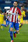 Atletico de Madrid's Juanfran Torres during the match of Copa del Rey between Atletico de Madrid and Las Palmas, at Vicente Calderon Stadium,  Madrid, Spain. January 10, 2017. (ALTERPHOTOS/Rodrigo Jimenez)