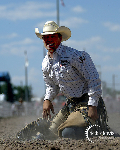 The many faces of Cheyenne Frontier Days Rodeo.
