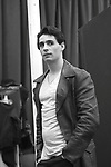"""Bobby Conte Thornton during the open press rehearsal for """"A Bronx Tale - The New Musical""""  at the New 42nd Street Studios on October 21, 2016 in New York City."""