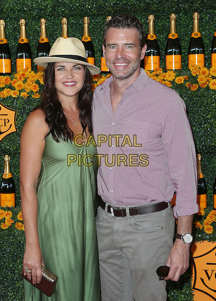 17 October 2015 - Pacific Palisades, California - Scott Foley, Vanessa Kay. Sixth-Annual Veuve Clicquot Polo Classic, Los Angeles held at Will Rogers State Historic Park. <br /> CAP/ADM/FS<br /> &copy;FS/ADM/Capital Pictures
