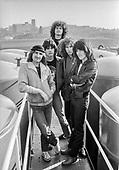 Feb 17, 1981: KROKUS - Photosession in Stoke-on-Trent UK