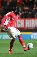 Naby Sarr of Charlton Athletic in action during Charlton Athletic vs Burton Albion, Sky Bet EFL League 1 Football at The Valley on 12th March 2019