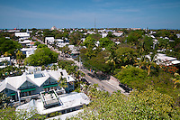 Key West panorama from the lighthouse