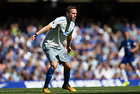 Everton's Gylfi Sigurdsson in action     <br /> <br /> <br /> Photographer Craig Mercer/CameraSport<br /> <br /> The Premier League - Chelsea v Everton - Sunday 27th August 2017 - Stamford Bridge - London<br /> <br /> World Copyright &copy; 2017 CameraSport. All rights reserved. 43 Linden Ave. Countesthorpe. Leicester. England. LE8 5PG - Tel: +44 (0) 116 277 4147 - admin@camerasport.com - www.camerasport.com