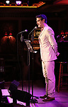 Adam Feldman attends 2017 New York Drama Critics' Circle Awards Reception at Feinstein's/54 Below on May 18, 2017 in New York City.