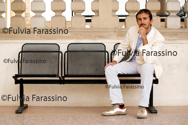 Cesano Maderno 13 Settembre 2007 Palazzo Arese-Borromeo.Alessandro Aresu