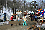 US National Toboggan Championship 2010, Camden Snow Bowl, Camden, Maine, USA