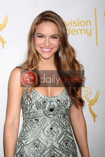 LOS ANGELES - JUN 19:  Chrishell Stause at the ATAS Daytime Emmy Nominees Reception at the London Hotel on June 19, 2014 in West Hollywood, CA