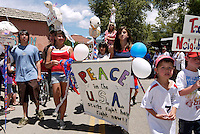Independence Day, Arroyo Seco, NM (USA)