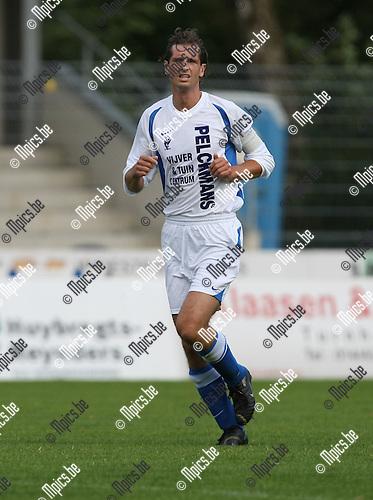 2009-07-18 / voetbal / seizoen 2009-2010 / KV Turnhout / Gunther Loyens..Foto: Maarten Straetemans (SMB)