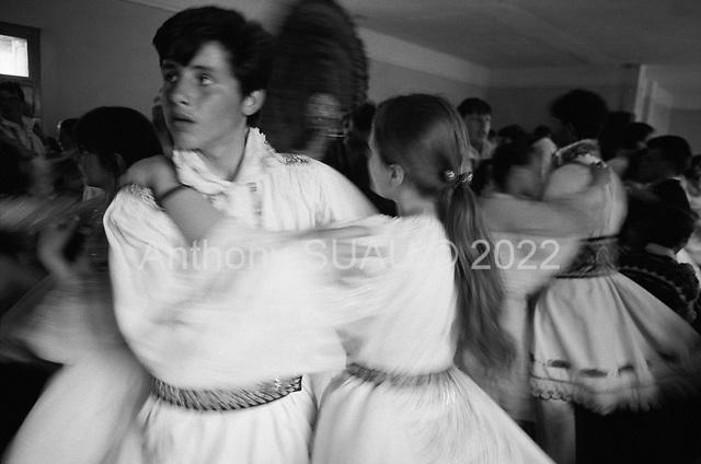 Cosbus, Transylvania<br /> Romania<br /> April 27,1992<br /> <br /> Spring Festival