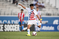 Bradenton, FL - Thursday November 01, 2018:  The USMNT U-20 open their CONCACAF U-20 Championship against Puerto Rico at IMG Academy Stadium Field.