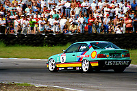 1992 British Touring Car Championship. #5 Ray Bellm (GBR). M Team Shell Racing with Listerine. BMW 318is Coupe.
