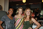 One Life To Live's Kearran Giovanni - Bree Williamson - BethAnn Bonner at the Daytime Stars and Strikes Charity Event to benefit the American Cancer Society at the Bowlmore Lanes, New York City, New York. (Photo by Sue Coflin/Max Photos)