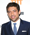 Alfonso Gomez-Rejon attends 'The Current War' premiere during the 2017 Toronto International Film Festival at Princess of Wales Theatre on September 9, 2017 in Toronto, Canada.