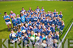 The 63 kids took part in The VHI Cu?l Camps in Cahersiveen last week with their coaches.