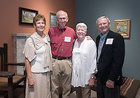 The Ben Culley Society of Occidental College hosts an event at the Pasadena Museum of History on Sept. 22, 2016.<br />
