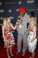 New York, New York - April 26 : Bill Cosby is interviewed by Hannah and Cailin Loesch of Teen Kids News at the American Comedy<br /> Awards held at the Hammerstein Ballroom in New York, New York<br /> on April 26, 2014.<br /> Photo by Brent N. Clarke / Starlitepics /NortePhoto