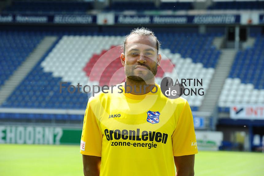 VOETBAL: HEERENVEEN: 17-07- 2017, Abe Lenstra Stadion, Perspresentatie SC Heerenveen, ©foto Martin de Jong