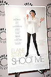 Movie Poster for the 'Elaine Stritch: Shoot Me' screening at The Paley Center For Media on February 19, 2014 in New York City.