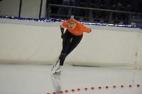 SCHAATSEN: HEERENVEEN: 05-02-2017, KPN NK Junioren, Junioren B Dames 3000m, Rachelle van de Griek, ©foto Martin de Jong SCHAATSEN: HEERENVEEN: 05-02-2017, KPN NK Junioren, ©foto Martin de Jong
