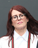 UNIVERSAL CITY, CA - AUGUST 02: Megan Mullally, At 'Will & Grace' Start Of Production Kick Off Event And Ribbon Cutting Ceremony At Universal City Plaza  In California on August 02, 2017. Credit: FS/MediaPunch