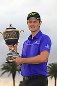Justin Rose (ENG) wins the tournament by 1 shot at the end of Sunday's Final Round of the WGC Cadillac Championship at TPC Blue Monster, Doral Golf Resort & Spa, Miami Florida, 11th March 2012 (Photo Eoin Clarke/www.golffile.ie)