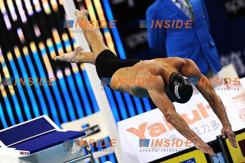 Michael PHELPS Usa.Men's 200m Freestyle - Swimming / Nuoto.Shanghai 25/7/2011 .14th FINA World Championships.Foto Andrea Staccioli Insidefoto