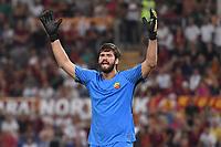 Alisson Becker Roma <br /> Roma 26-08-2017 Stadio Olimpico Calcio Serie A AS Roma - Inter Foto Andrea Staccioli / Insidefoto