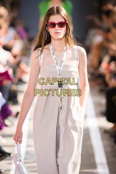 c8fe447420 Blumarine runway at Milan Fashion Week