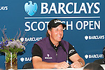 Barclays Scottish Open 2011