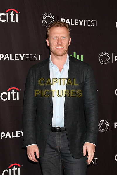 LOS ANGELES, CA - MARCH 19: Kevin McKidd at the 34th Annual PaleyFest presentation of Grey's Anatomy at the Dolby Theater in Los Angeles, California on March 19, 2017. <br /> CAP/MPI/DE<br /> &copy;DE/MPI/Capital Pictures