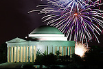 When people think of fireworks in DC, the 4th of July generally comes to mind.  But let's not forget that the Cherry Blossom Festival has fireworks, too!