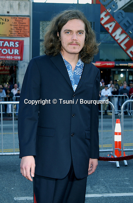 """Michael Shannon arriving at the U.S. Premiere of """"Kangourou Jack"""" at the Chinese Theatre in Los Angeles. January 11, 2003.           -            ShannonMichael066.jpg"""