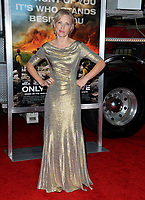 Jenny Gabrielle at the premiere for &quot;Only The Brave&quot; at the Regency Village Theatre, Westwood. Los Angeles, USA 08 October  2017<br /> Picture: Paul Smith/Featureflash/SilverHub 0208 004 5359 sales@silverhubmedia.com