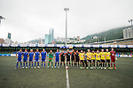Wellington Phoenix vs Eastern during the Main of the HKFC Citi Soccer Sevens on 21 May 2016 in the Hong Kong Footbal Club, Hong Kong, China. Photo by Li Man Yuen / Power Sport Images