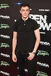 Victor Palmero attends `Open Windows´new film premiere at Palafox Cinemas in Madrid, Spain. June 30, 2014. (ALTERPHOTOS/Victor Blanco)