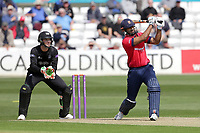 Varun Chopra in batting action for Essex during Essex Eagles vs Gloucestershire, Royal London One-Day Cup Cricket at The Cloudfm County Ground on 7th May 2019