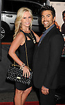 LOS ANGELES, CA - JUNE 15: Tamra Barney and Eddie Judge  arrive at the 2012 Los Angeles Film Festival premiere of 'People Like Us' at Regal Cinemas L.A. LIVE Stadium 14 on June 15, 2012 in Los Angeles, California.