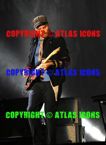 Coldplay, Performs At, In New York City,.Photo Credit: David Atlas/Atlas Icons.com