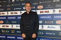 Antonio Cabrini<br /> Milano 3-12-2018 Gran Gala Calcio AIC Associazione Italiana Calciatori <br /> Daniele Buffa / Image Sport / Insidefoto