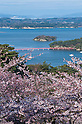 April 01, 2010: File photo showing Matsushima, Miyagi Prefecture, Japan taken in April 01, 2010. Matsushima was renowned for its natural beauty but  devasted by the massive magnitude 9.0 earthquake and subsequent tsunami that struck the eastern coast of Japan on Fraiday 11th March, 2011....