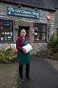 16/12/16<br /> ***WITH PICS***<br /> <br /> More than 1,800 of these traditional Christmas Blue Stilton cheeses have already left Hartington Creamery, in the heart of the Derbyshire Peak District, but with just one more week left before the big day, there are still another 150 of the giant 8kg cheese cylinders to reach maturity and be shipped out in time to partner the post-feast glass of port on December 25th.<br /> <br /> FULL STORY: https://fstoppressblog.wordpress.com/christmas-blue-stilton-from-derbyshire/<br /> <br /> All Rights Reserved: F Stop Press Ltd. +44(0)1773 550665 &nbsp; www.fstoppress.com