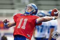 2010 Boise State football practice On the Blue