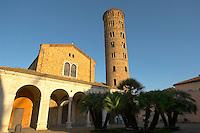 Church in Ravenna -Emilia Romagna, Italy.