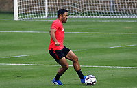 Marco Fabian (Eintracht Frankfurt) - 08.08.2018: Eintracht Frankfurt Training, Commerzbank Arena<br /> <br /> DISCLAIMER: <br /> DFL regulations prohibit any use of photographs as image sequences and/or quasi-video.