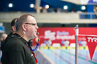 Picture by Allan McKenzie/SWpix.com - 16/12/2017 - Swimming - Swim England Nationals - Swim England Winter Championships - Ponds Forge International Sports Centre, Sheffield, England - Judges, volunteers, officials.